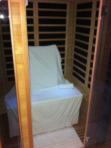 Infared Sauna - Detox Box