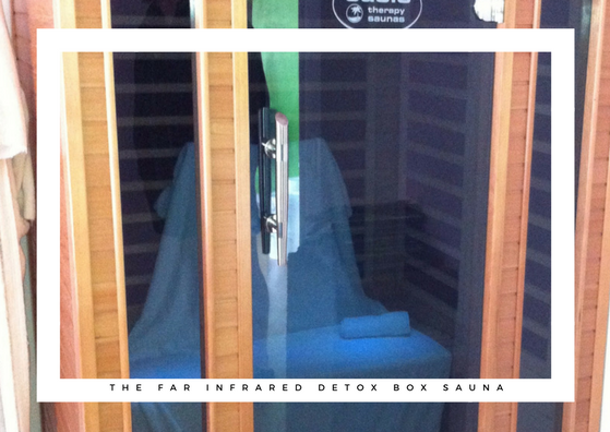 The Detox Box Infrared Sauna